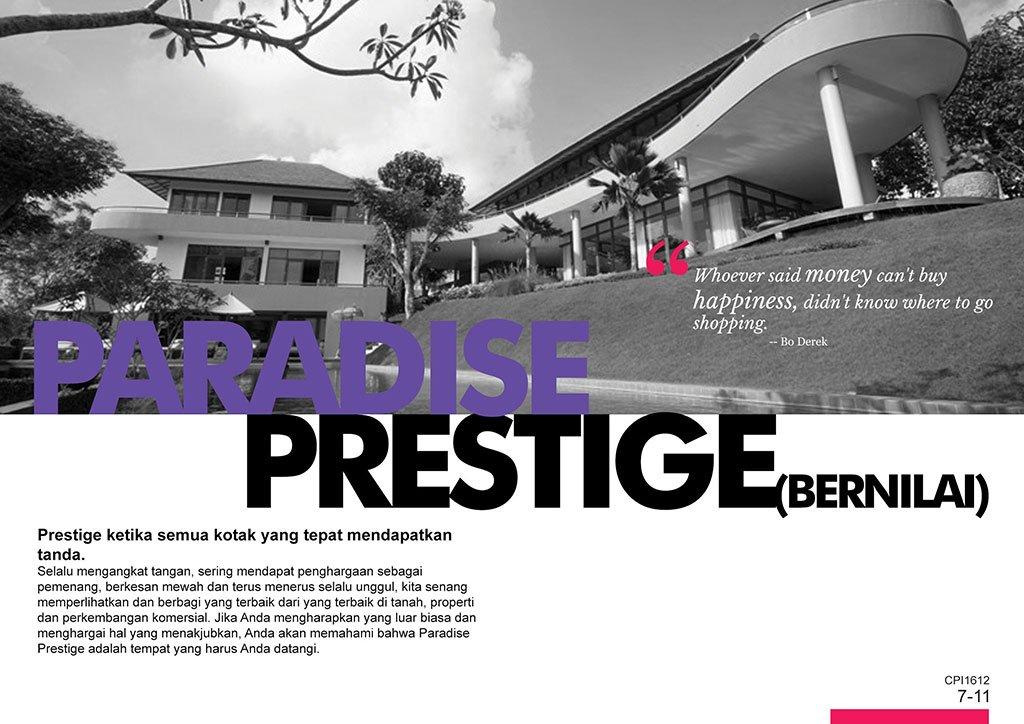 Paradise Prestige