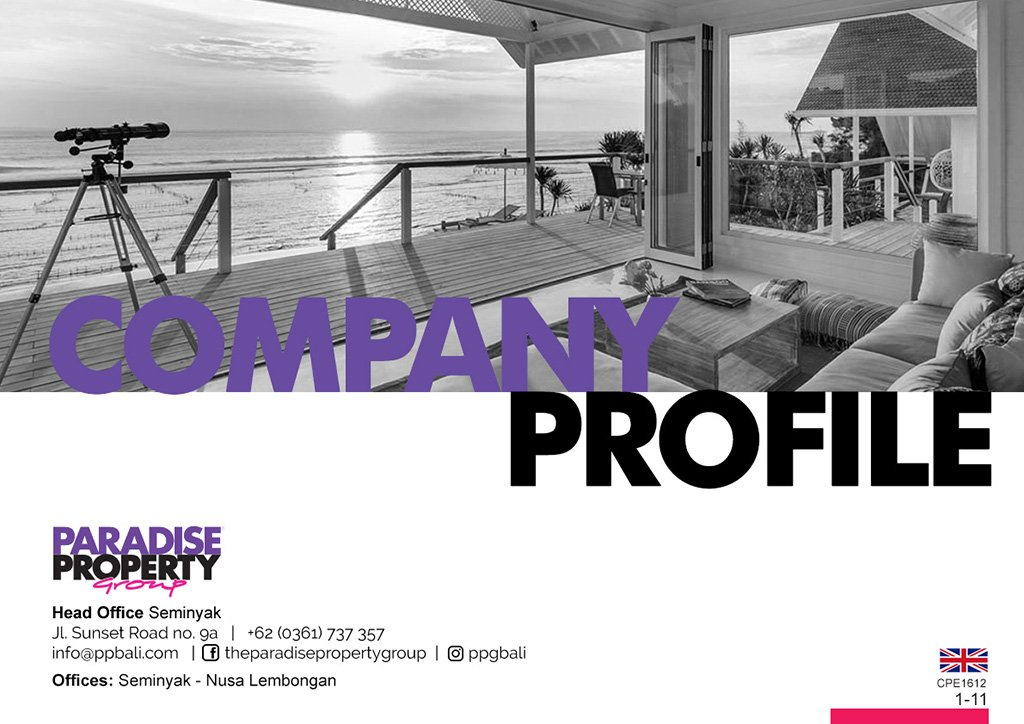 Paradise Property Group - Company Profile