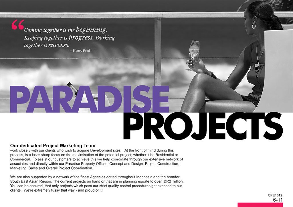 Paradise Projects