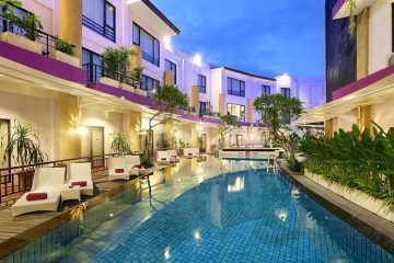 Freehold Condotel in Central Kuta close to Kuta Beach