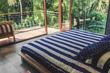 Luxury Jungle Villa for Sale in a Peaceful Area in Ubud