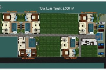 Villa Complex With Complete Operating License in Bukit