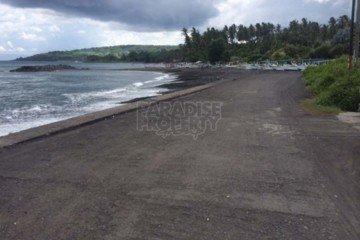 Beach Front Land for Development in Jasri / East Coast Bali.