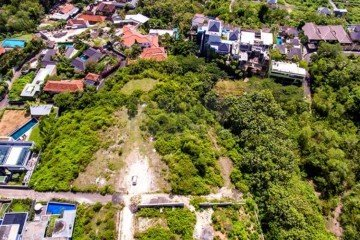 Prime Location 1230 square meter Freehold Land for Sale in Jimbaran