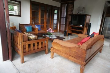 Modern 3 Bedroom Villa in Premier Jimbaran Resort.