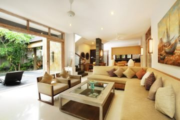 2 Bedrooms Villa Close to the Beach for Hak Milik in Canggu