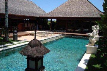 Tropical 2 Bedroom Villa for Rent in Sanur