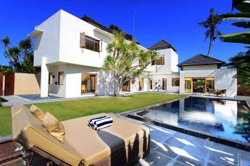 Freehold/Hak Milik, 4 Bedrooms Villa in Gated Estate, Sanur