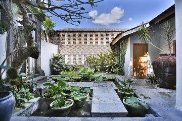 Dijual Villa 4 Kamar Tidur dengan Pemandangan Sawah yang Menakjubkan di Canggu