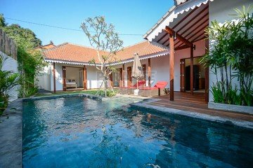3 Bedroom Villa located in the Countryside of Canggu
