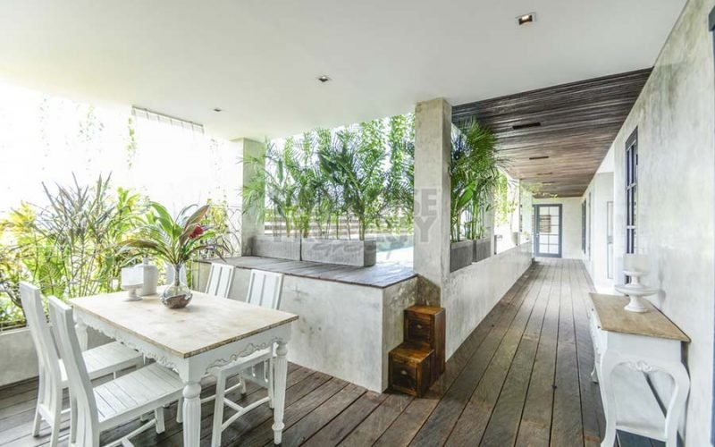 Luxury 2 Bedroom Eco-apartment in Central Seminyak with Private Pool