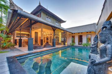 3 Bedroom Villa in Central Seminyak with Pondok Wisata – High ROI