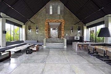 Dijual Villa Mewah 4 Kamar di Umalas. Hak Milik (SHM)