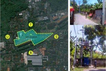 Prime Land Opportunity 5200m2 on Jl. Bypass Ngurah Rai