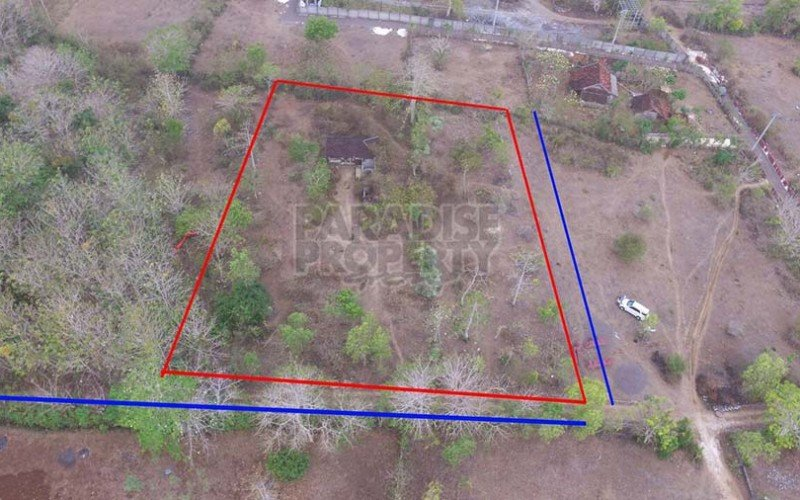 Flat Development Freehold Land in Jimbaran – Goa Gong Area