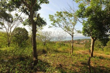 1000m2 Of Vacant Land On The Bukit With Beautiful Views To Mt Agung And The Ocean