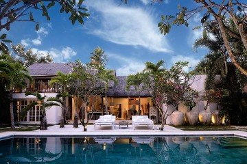 Kompleks Spa Villa dengan HGB dan Izin Pondok Wisata