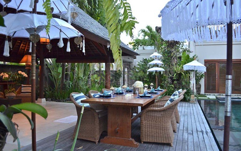 Exclusive Private Residence in Prime Location in Seminyak