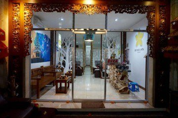 Balinese Art Deco Style Spa in the Heart of Ubud – 140 sqm
