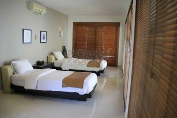 Stunning Villa Resort Standing on Serene Hill with Spectacular Benoa Harbour Views