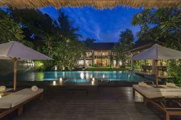 Luxury 3 Bedroom Freehold Villa in Exclusive Seminyak Location