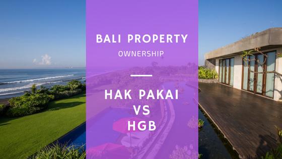 Bali Property Ownership: Hak Pakai vs HGB