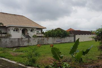 Stunning 10 Are Freehold Land Located in Canggu