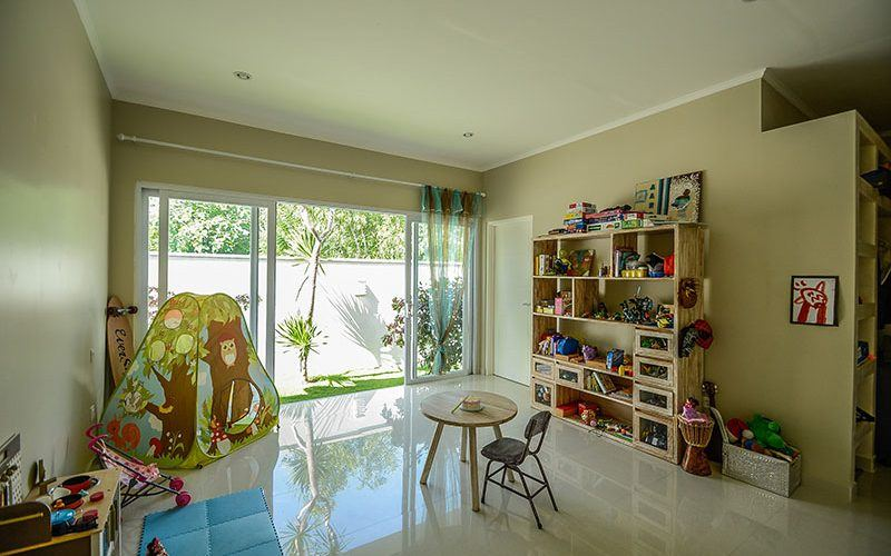 High Quality 3BR Villa in 6.8 are in Bukit