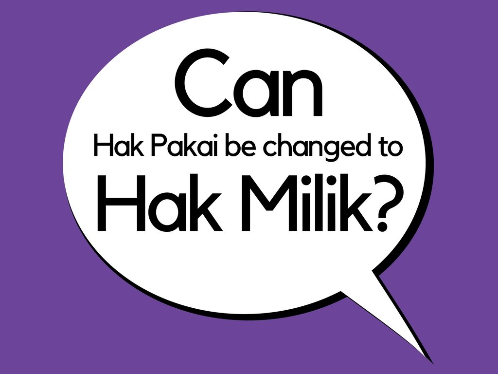 Bali Property Ownership: Can Hak Pakai Be Changed To Hak Milik?