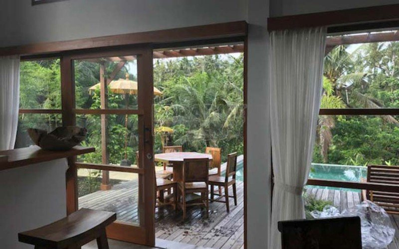 3 Bedroom Villa in a small Villa Complex – 10 Minutes East of Ubud
