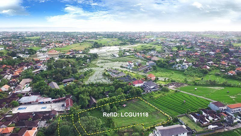 Land for sale Canggu Bali