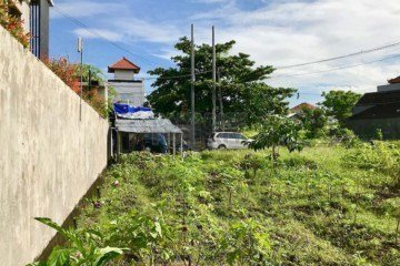 Kerobokan Freehold Land Perfect for Investment