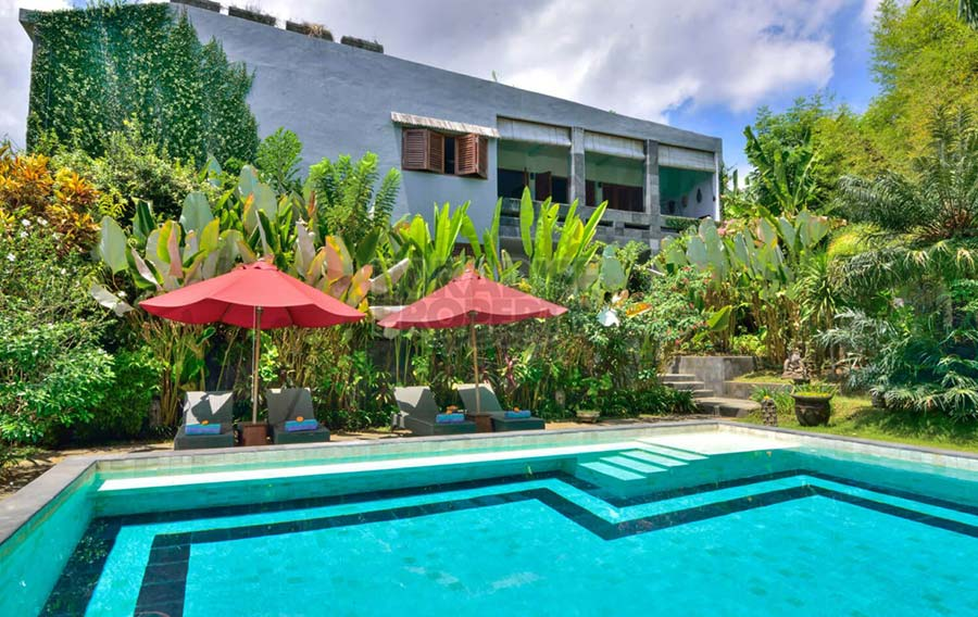 Dijual Villa 3 Kamar Di Lovina Bali Utara