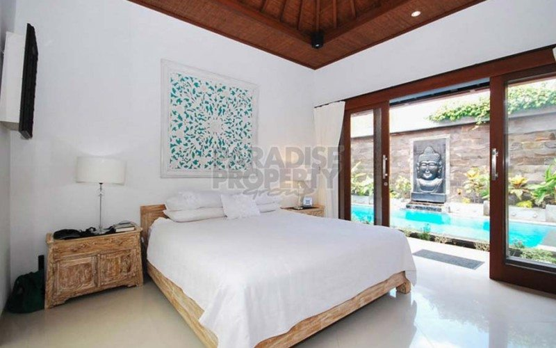 Nice Villa in Sanur Center, Leasehold 23 Years