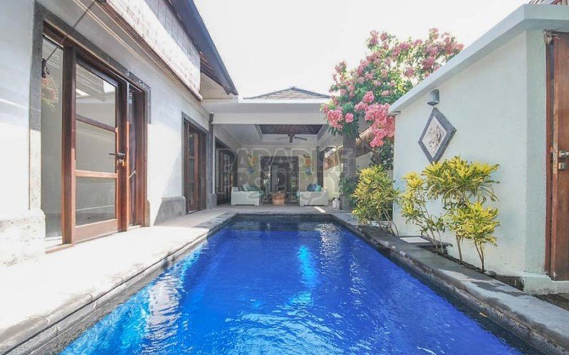 3 Bedroom Villa with 21 Years Lease – Sanur Seaside