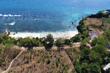 World Class Beach Front Development Site Located At Secret Beach, Nusa Lembongan