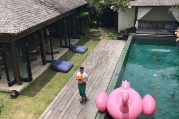 Stunning 4 Bedroom Villa In The Heart Of Seminyak Offered For Yearly Rental