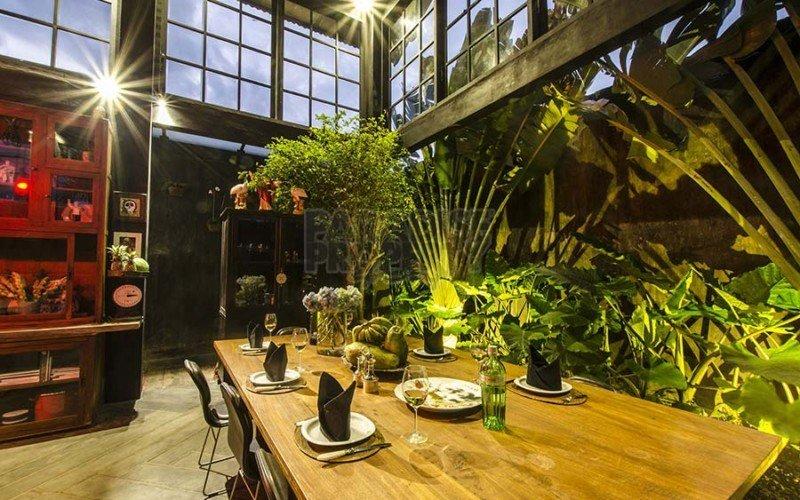 Outstanding Luxury Warehouse Villa in Batu Bolong