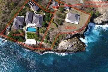 Premium Clifftop Resort For Sale In Nusa Lembongan's Most Magnificent Position.