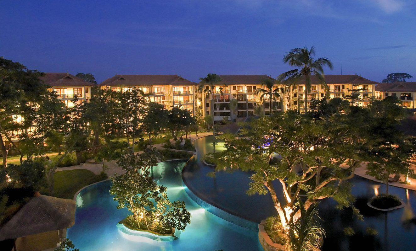 2 Bedroom Apartment Condotel Novotel Nusa Dua