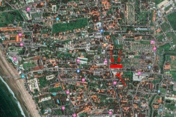 Rare Block Of 2325 Sqm Leasehold Land In Seminyak