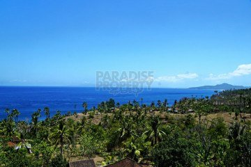 Freehold Apartments Located in Scenic Tourism Area of Karangasem