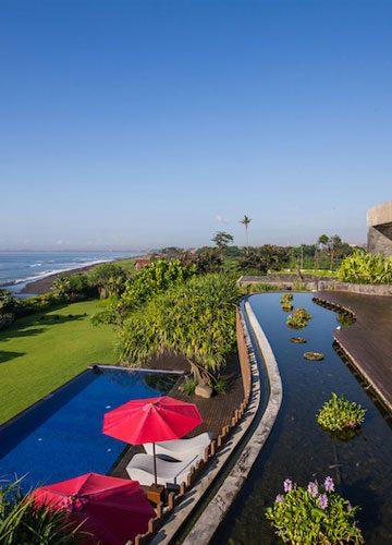 Bali Beachfront Property