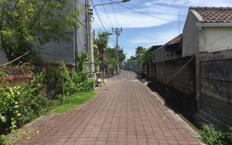 Freehold Land Perfect for Investment in Seminyak
