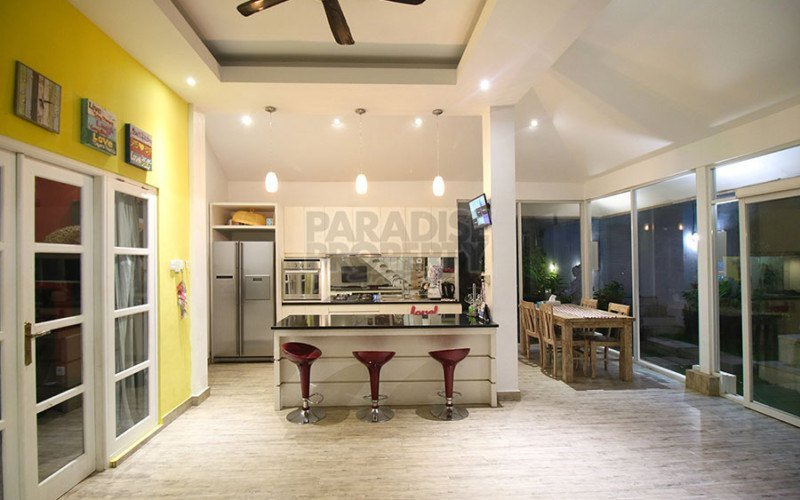 3 Bedroom Villa Located in Kerobokan is the Perfect Home for a Family