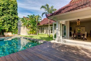 Beautiful Four Bedrooms Freehold Property for Sale in Kerobokan