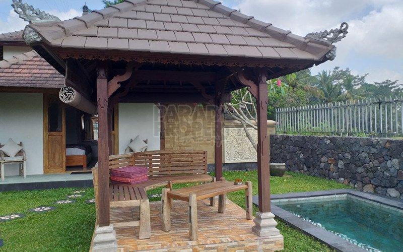 Villa 3 Kamar Nyaman Untuk Keluarga di Ubud