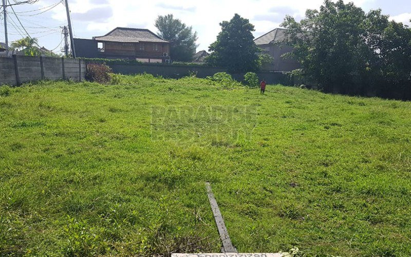 Residential Development site of 4.58 Are land for sale in Berawa