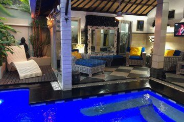 Seminyak Townhouse Leasehold in Prime Location