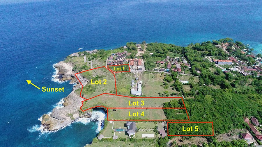 21 415m2 Of Waterfront Vacant Land For Sale With